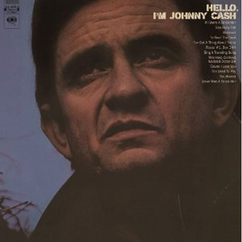 Johnny Cash - Hello I'm Johnny Cash (gatefold/180 Gram - Vinyl)