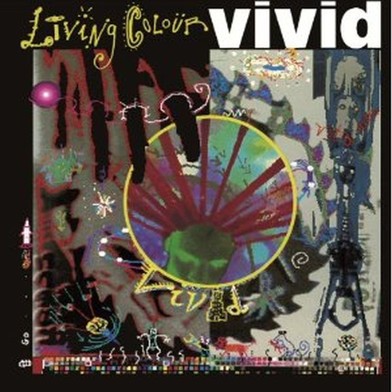 Living Colour - Vivid (180 Gram/limited Edition Red Vinyl - Vinyl)