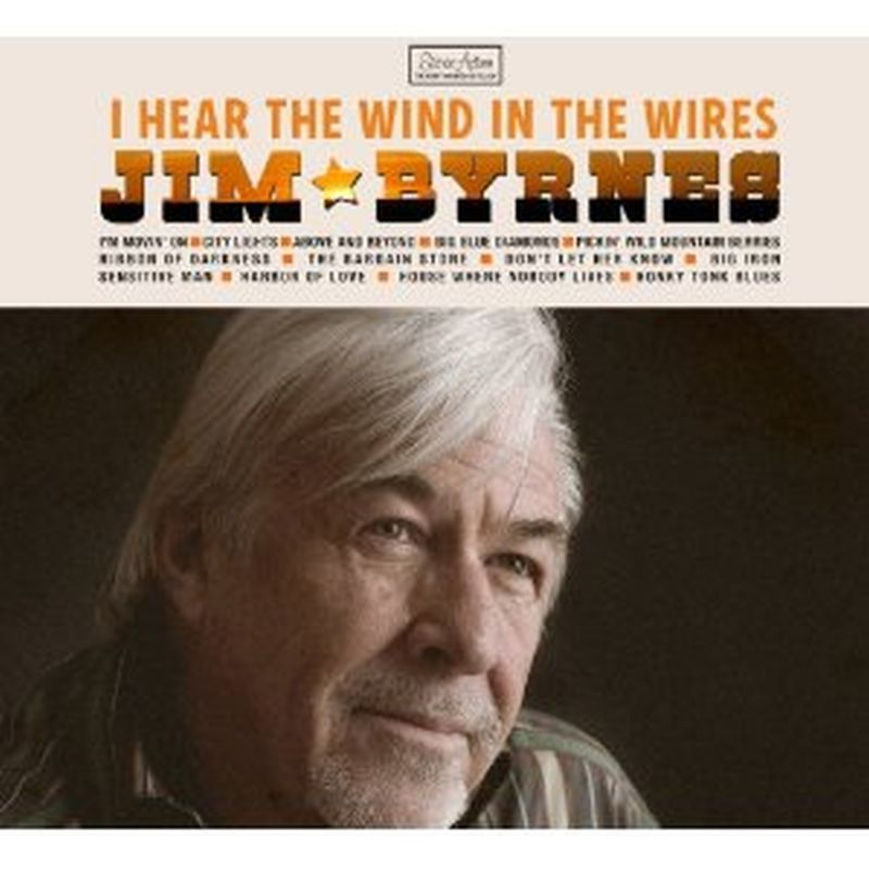 Jim Byrnes - I Hear The Wind In The Wires - Cd