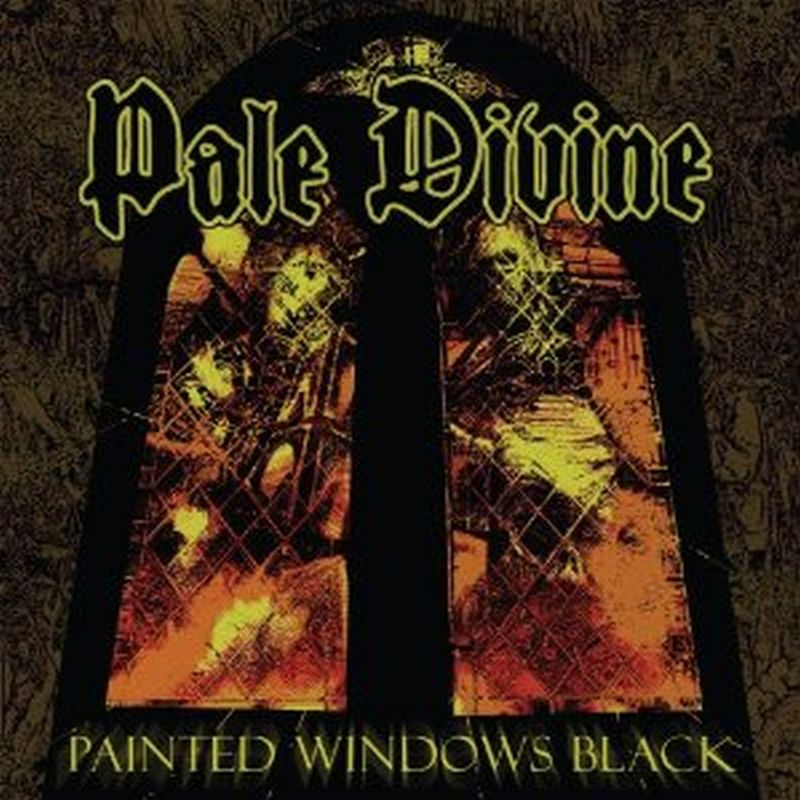 Painted Windows Black