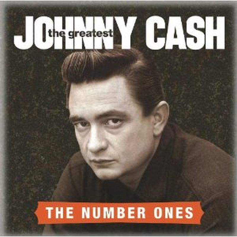 Johnny Cash - Greatest: Number Ones - Cd