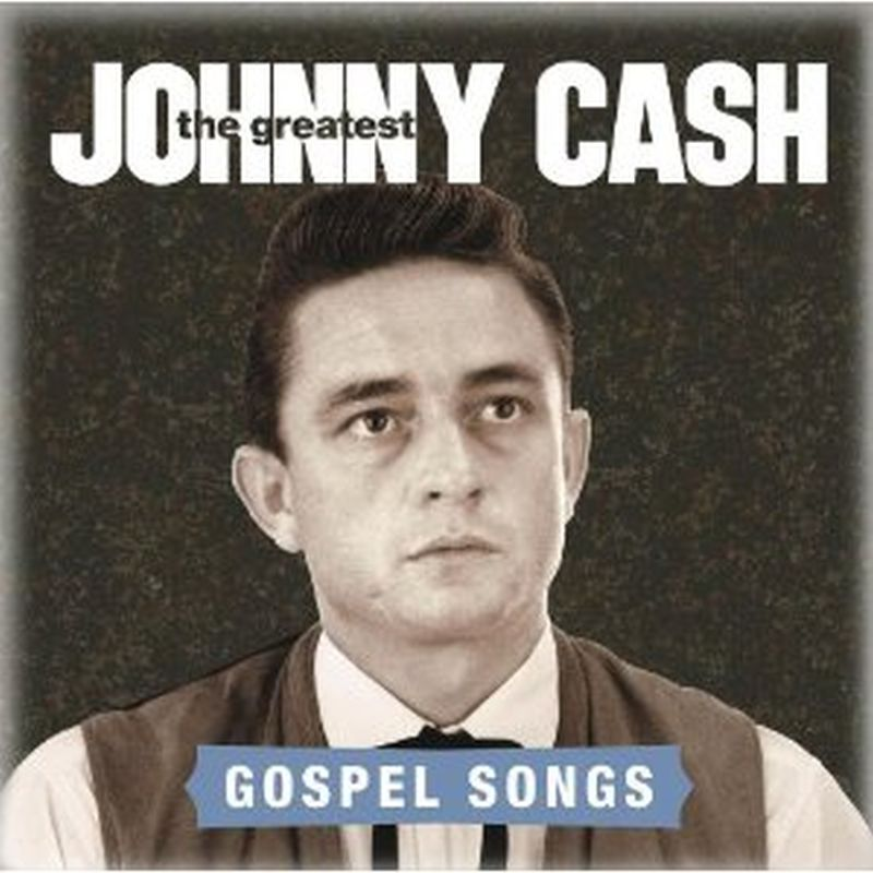 Johnny Cash - Greatest: Gospel Songs - Cd