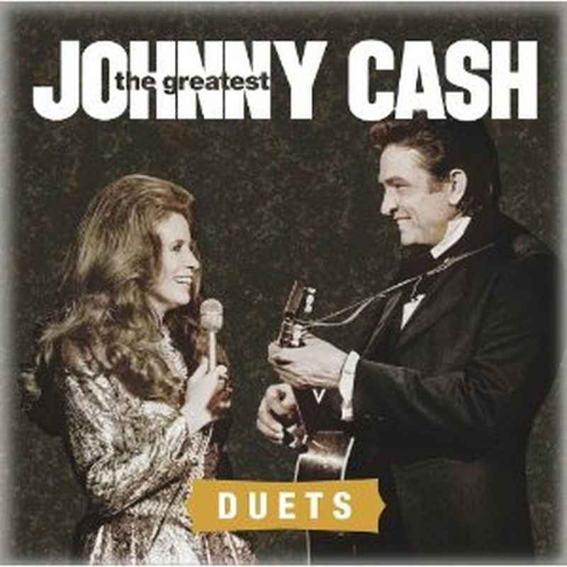 Johnny Cash - Greatest: Duets - Cd