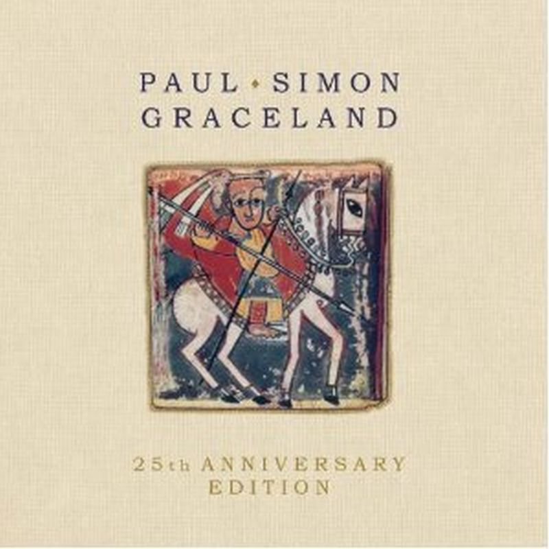 Paul Simon - Graceland (25th Anniversary Edition - Cd+dvd Set)