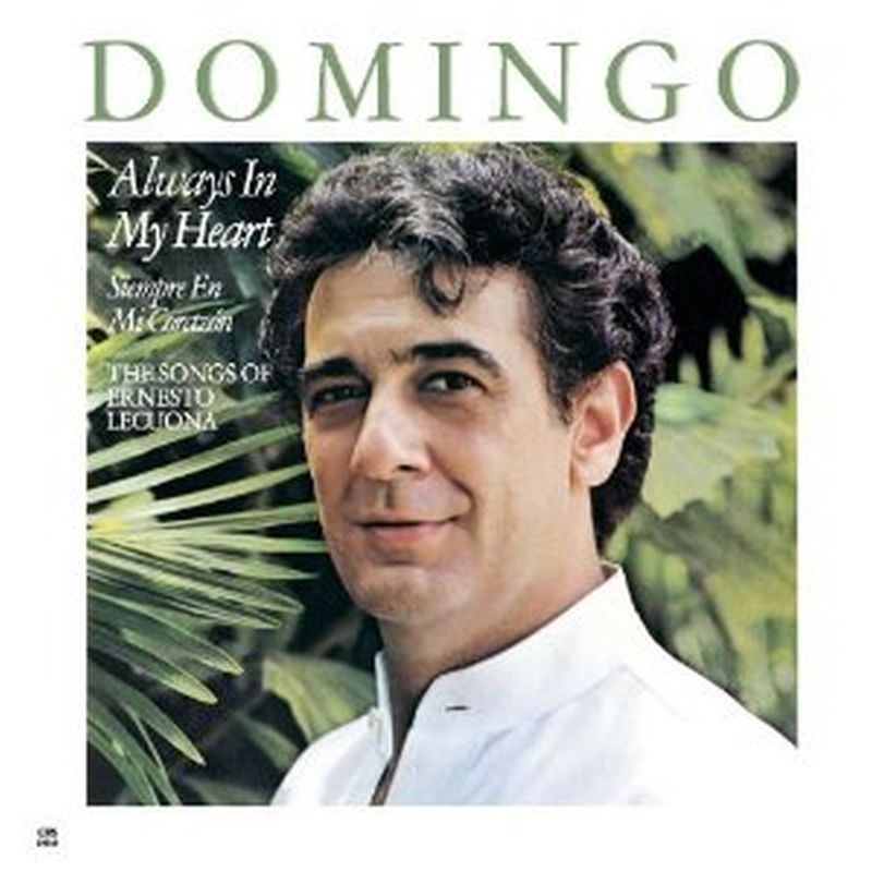 Lee Holdridge - Domingo: Always In My Heart - Cd