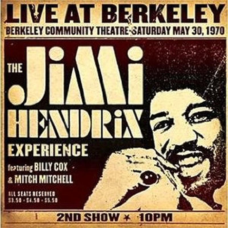 1970 Live At Berkeley Community Theatre