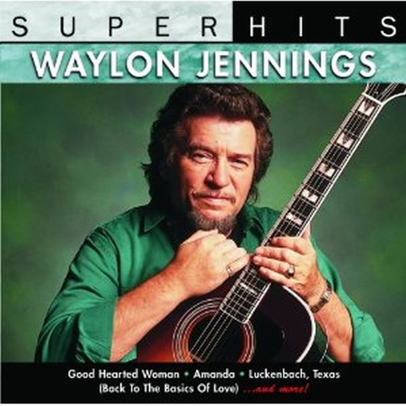 Waylon Jennings - Super Hits - Cd
