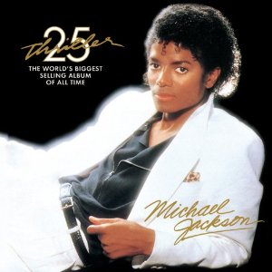 Michael Jackson - Thriller (gatefold/25th Ann/bonus Track - 2 Vinyl Set)