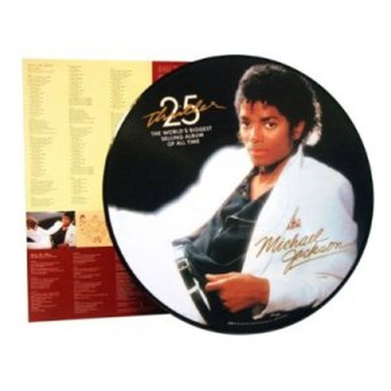 Michael Jackson - Thriller (picture Disc - Vinyl)