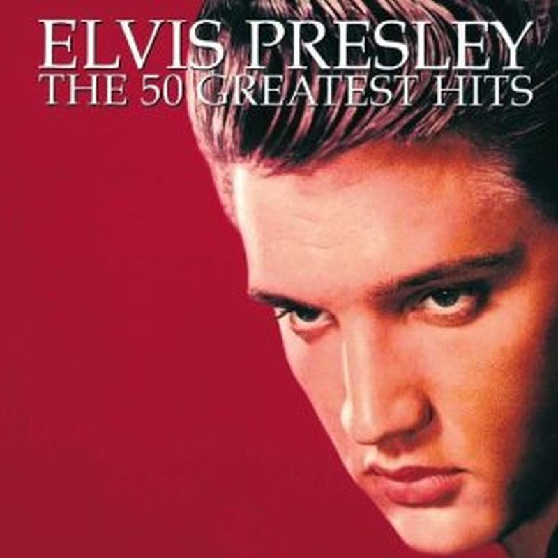 Elvis Presley - 50 Greatest Hits (180 Gram - 3 Lp Set)