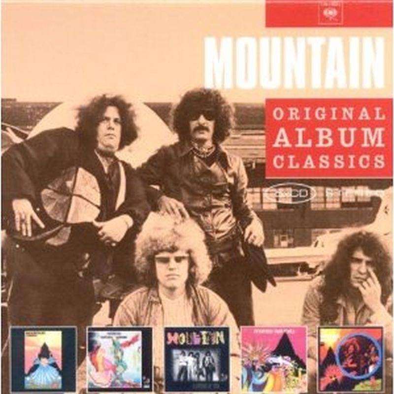 Mountain - Original Album Classics - 5 Cd Set