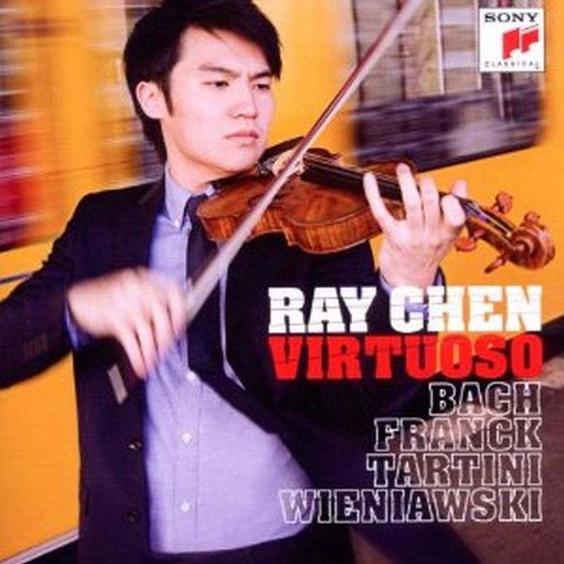 Ray Chen - Virtuoso - Cd