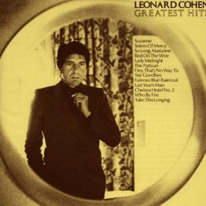 Leonard Cohen - Greatest Hits (180g - Vinyl)