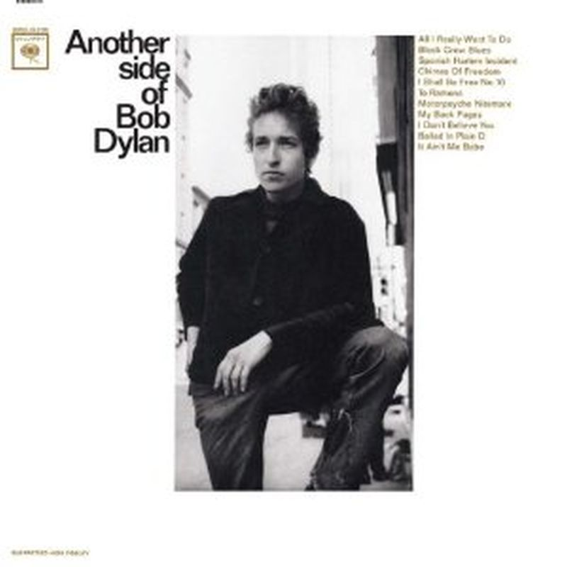 Bob Dylan - Another Side Of (mono(180g) - Lp)