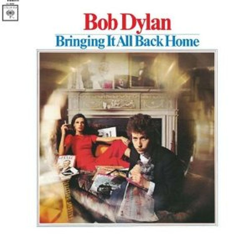 Bob Dylan - Bringing It All Back Home (mono (180g) - Lp)