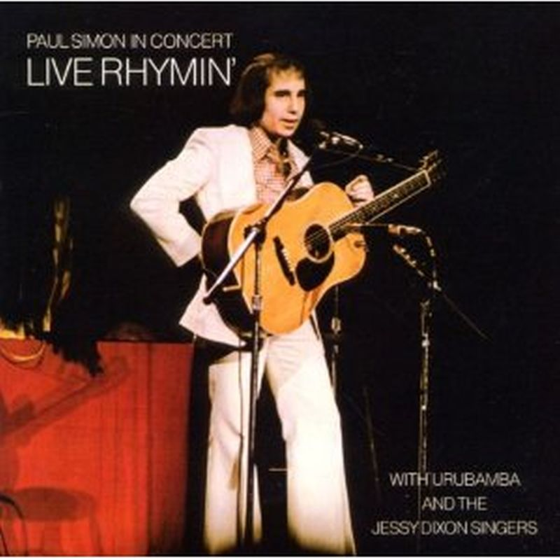 Paul Simon - In Concert: Live Rhymin (rm/bonus - Cd)