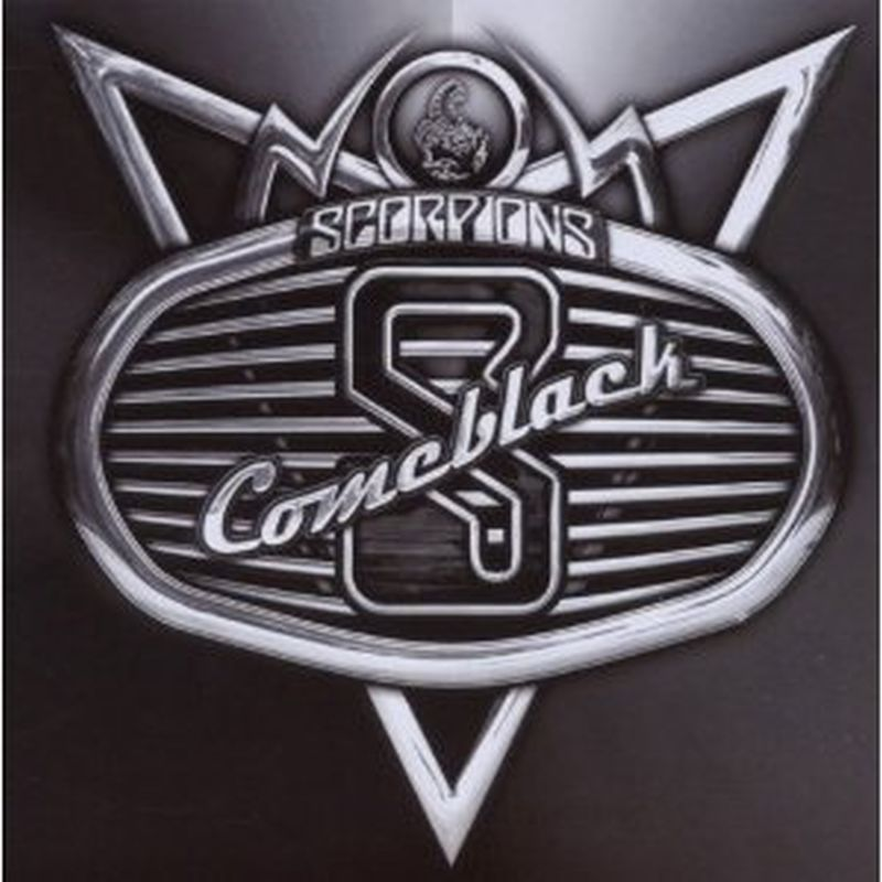 Scorpions - Comeblack (re-recorded Classics And Covers - Cd)