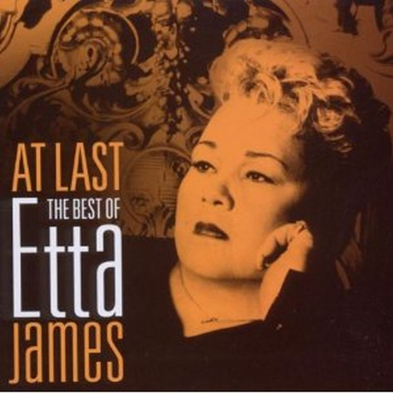 Etta James - At Last: Best Of Etta James - Cd