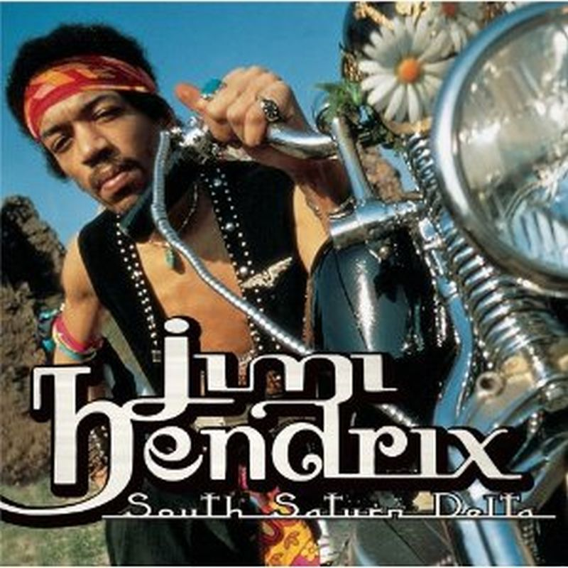 Jimi Hendrix - South Saturn Delta (180g - 2lp)