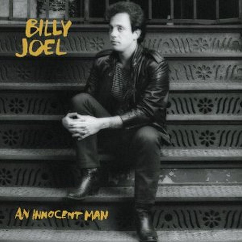 Billy Joel - An Innocent Man - Cd