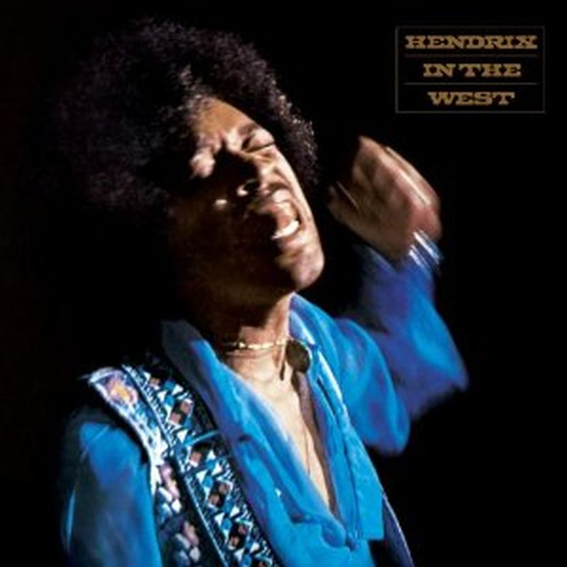 Jimi Hendrix - Hendrix In The West - 2lp