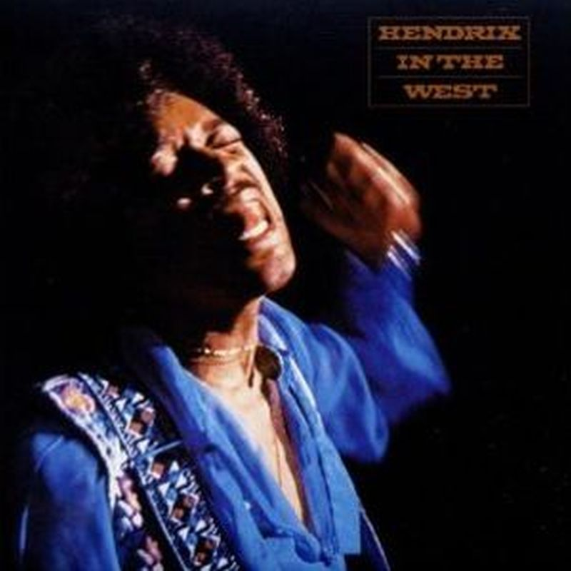 Jimi Hendrix - In The West (expanded - Cd)
