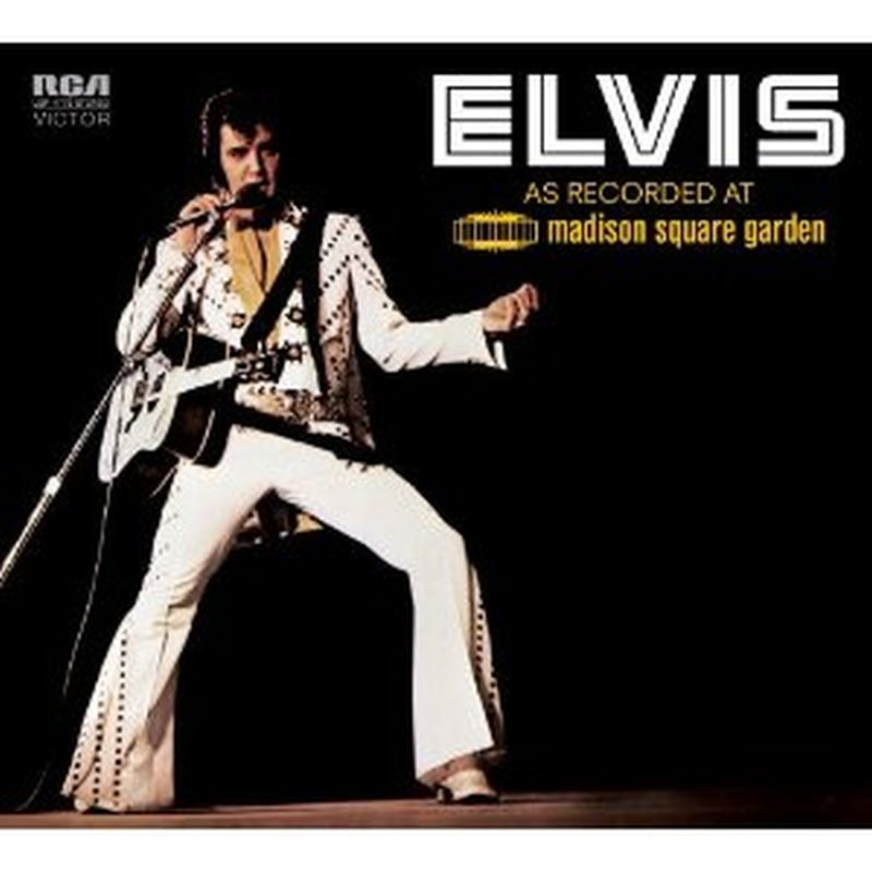 Elvis Presley - As Recorded At Madison Square Garden: Legacy Edition - 2 Cd Set
