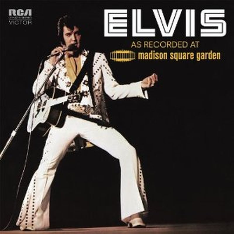 Elvis Presley - As Recorded At Madison Square Garden: 40th Anniv. (180g - 2lp)