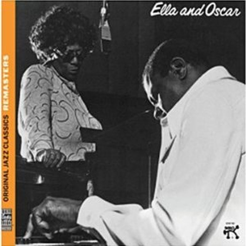 Ella Fitzgerald/Oscar Peterson - Ella And Oscar - Cd