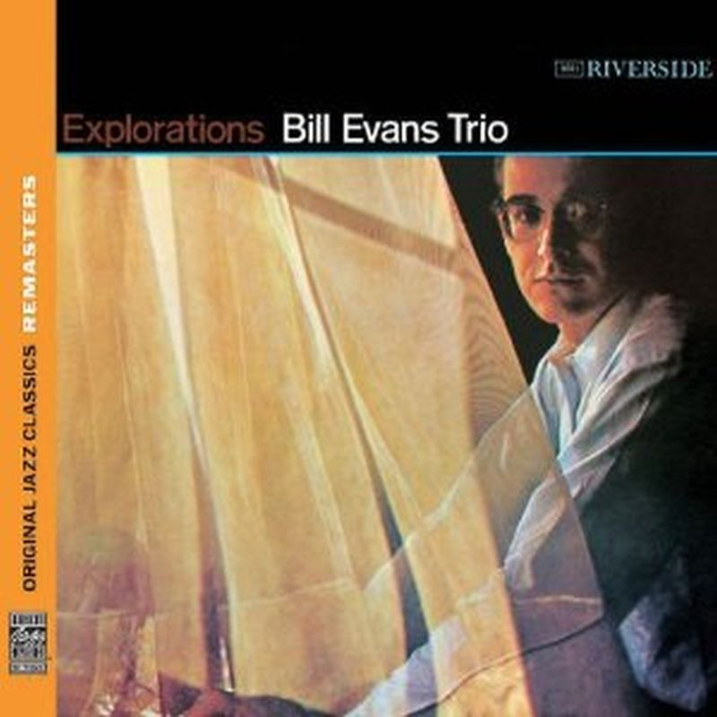 Bill Evans Trio - Explorations (rm/bonus Tracks - Cd)