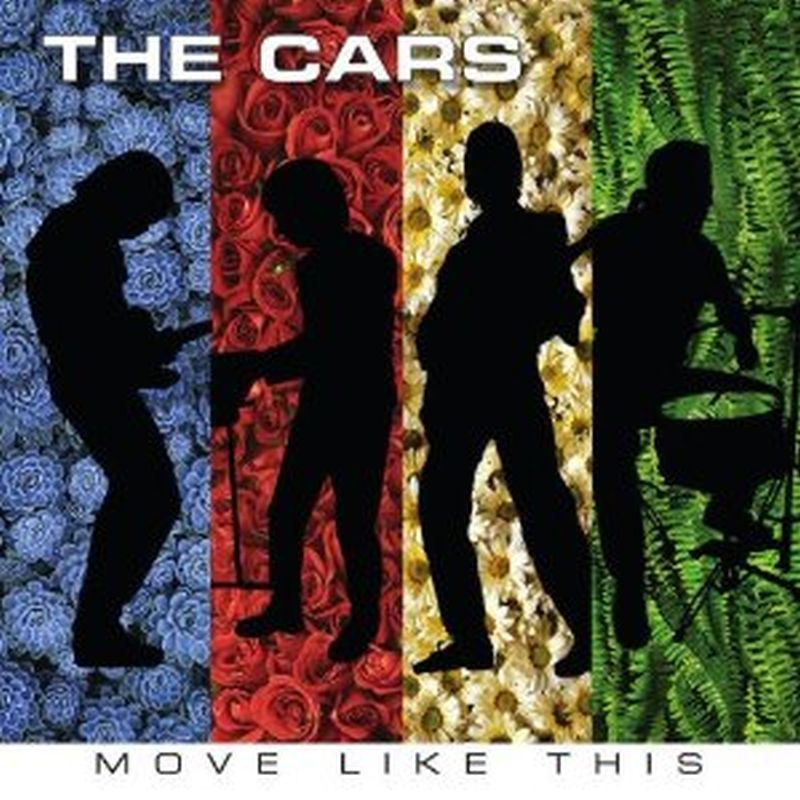 Cars - Move Like This (digi - Cd)