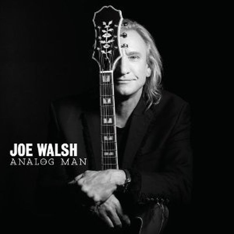 Joe Walsh - Analog Man - Cd