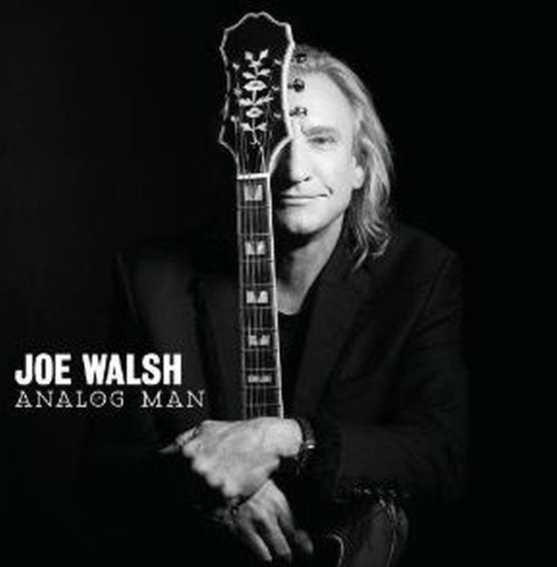 Joe Walsh - Analog Man (w/download/180 Gram - Vinyl)
