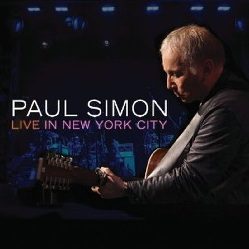 Paul Simon - Live In New York City (2011 - 2 Cd+dvd Set)
