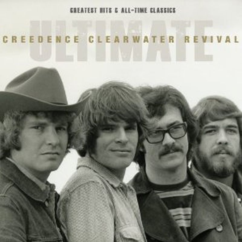 Creedence Clearwater Revival - Ultimate: Greatest Hits - 3 Cd Set