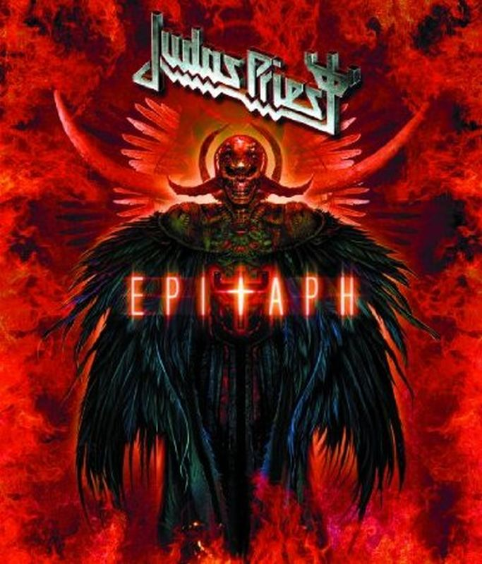 Judas Priest - Epitaph: 2012 - Dvd