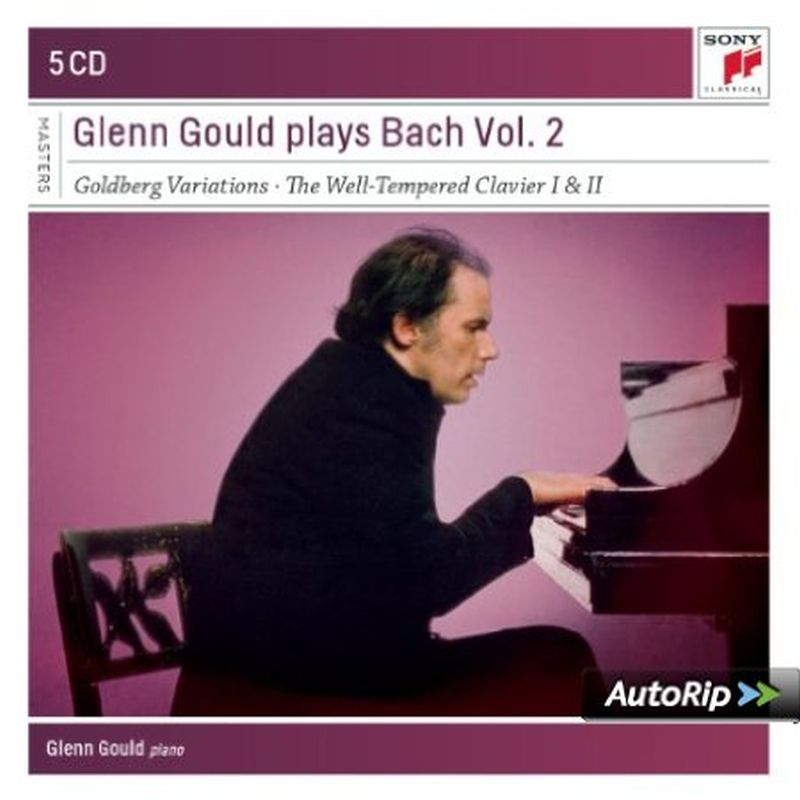 Glenn Gould Plays Bach Vol. 2