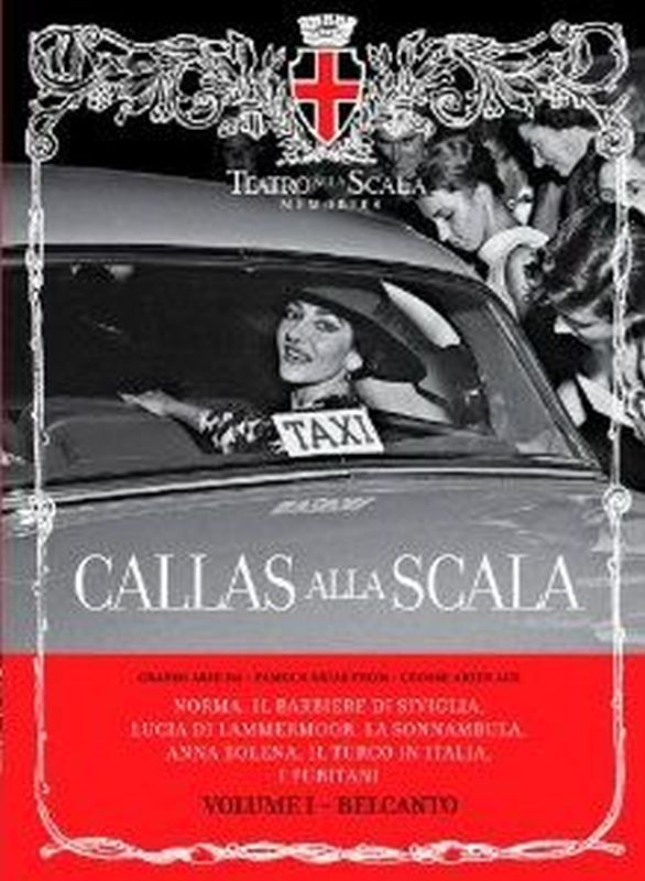 Vol. 1 Callas Alla Scala