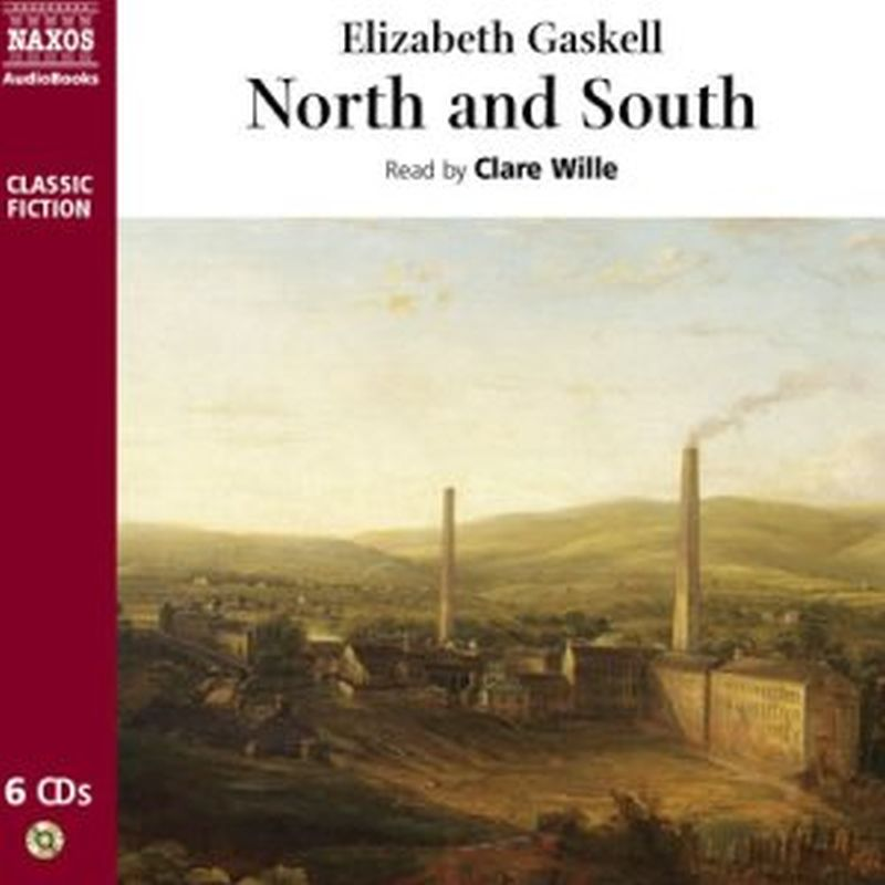 Elizabeth Gaskell - North And South(audio Book - 6cd)