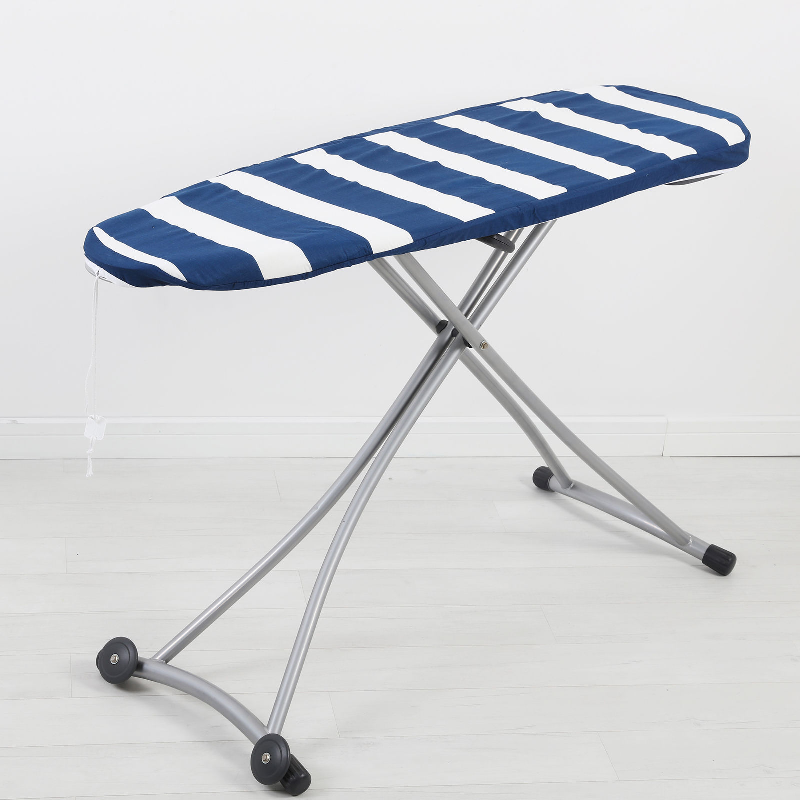 Luxury Cotton Printed Ironing Board Cover Thick Underlay Iron Holder Easy Fit