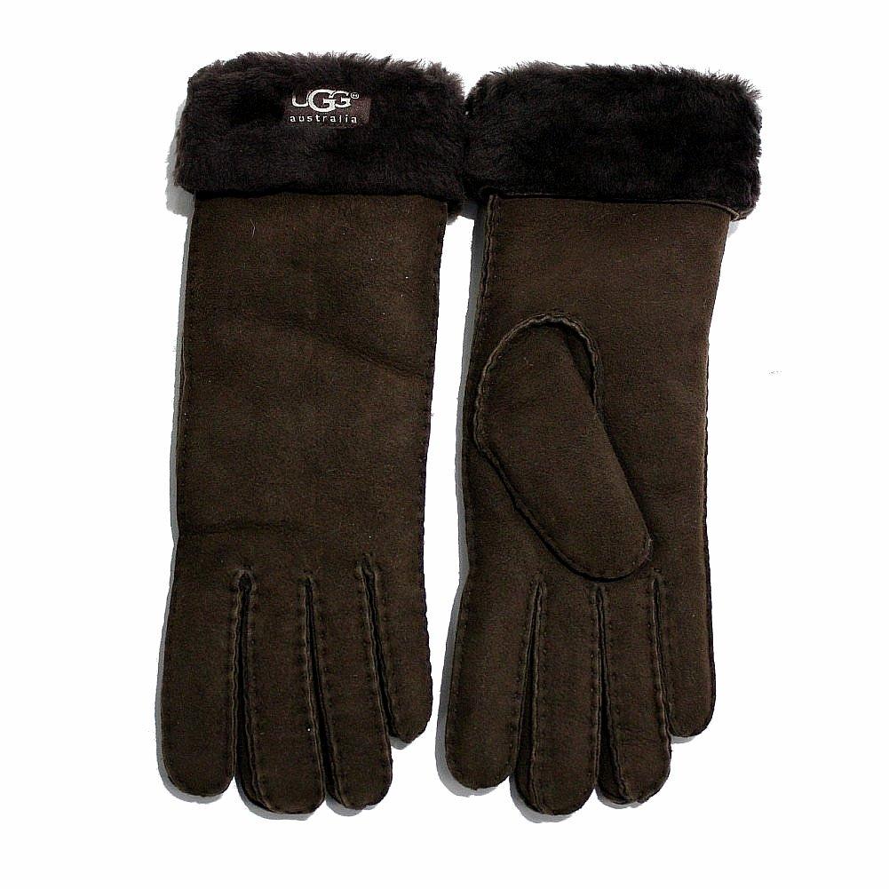 ugg leather gloves uk
