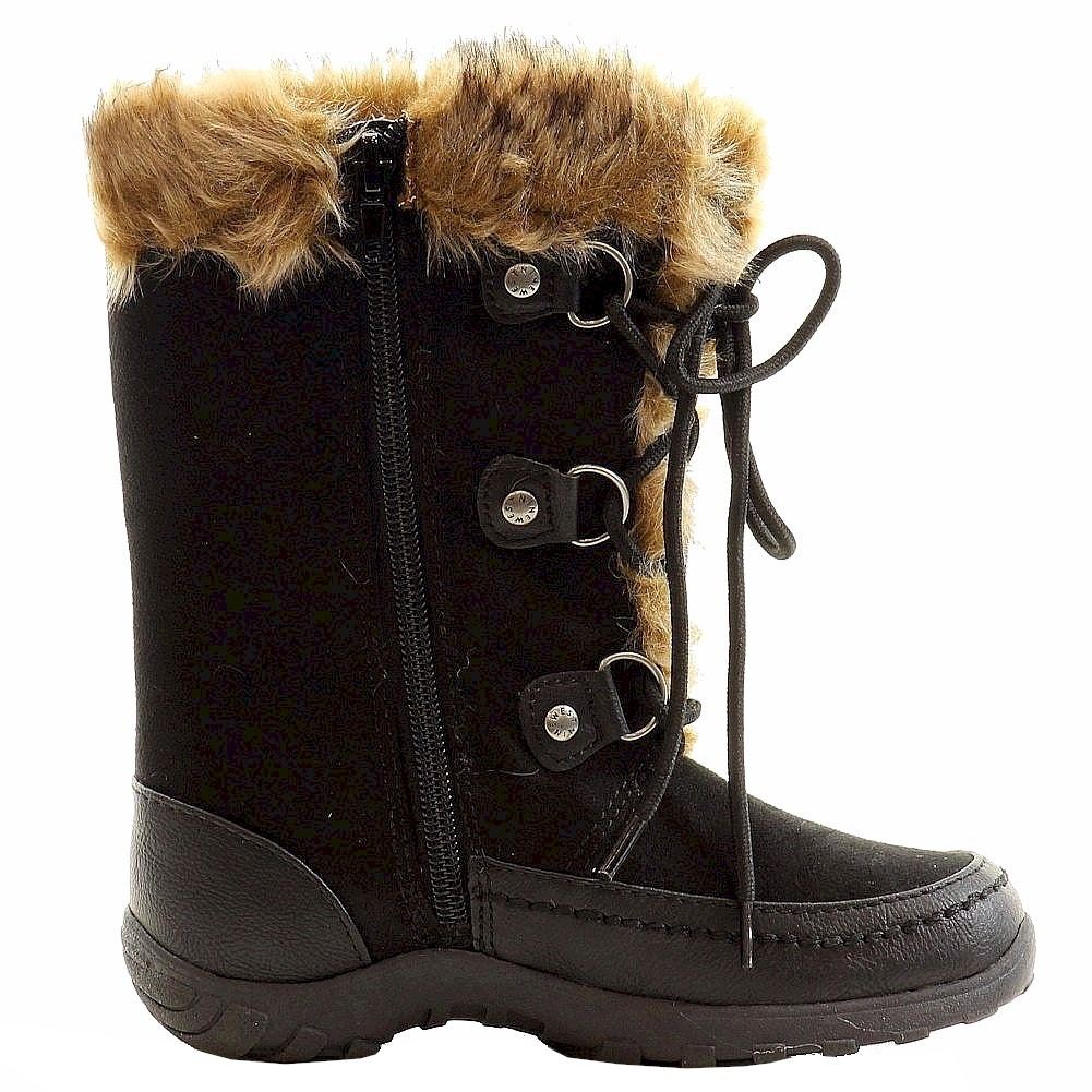 nine west s fashion black winter boots shoes