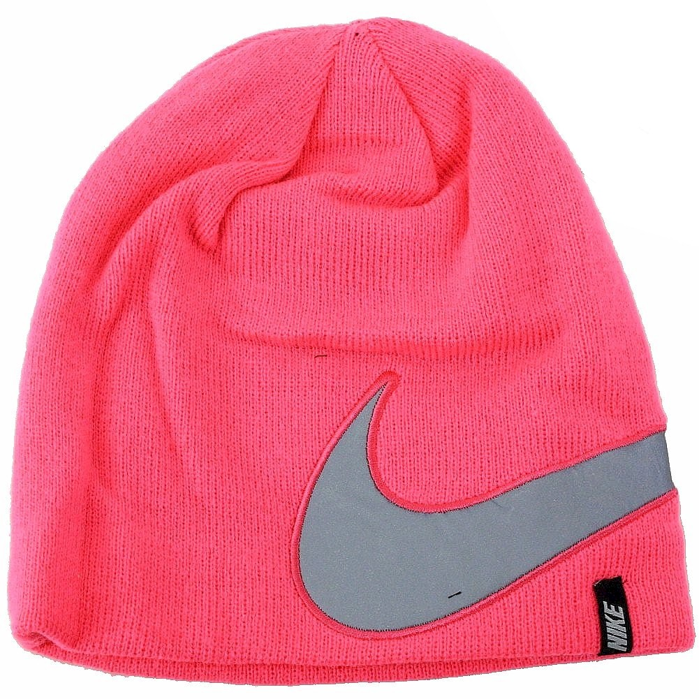 Nike Knitted Gloves Junior: Nike 2-Piece Youth Knit Winter Beanie Hat & Glove Set