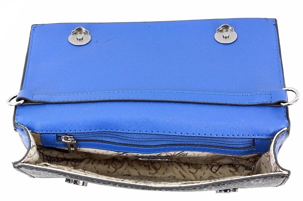 Guess Womenu0026#39;s Hailey Mini Flap Cross-Body Handbag | EBay