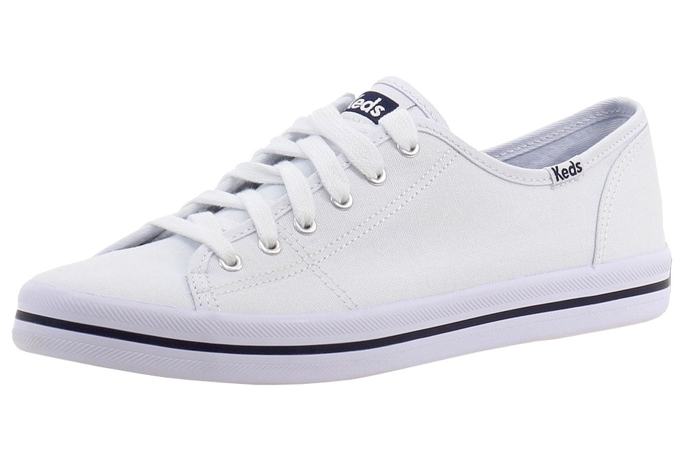 keds s kickstart white canvas fashion sneakers shoes