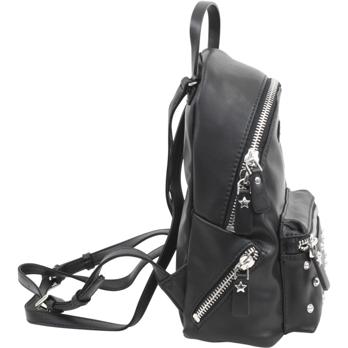 Guess Women's Cool School Small Leeza Book Bag Backpack
