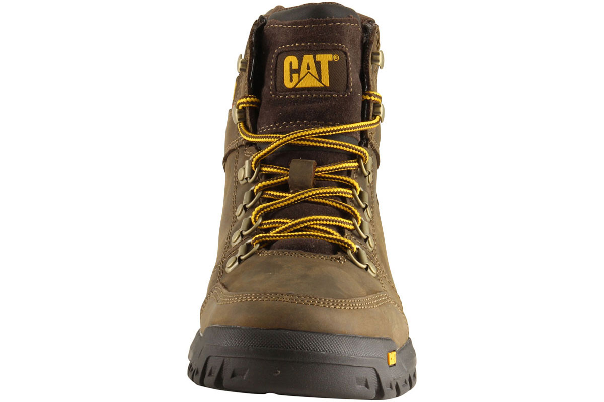 Caterpillar Men's Outline Slip Resistant Work Boots Shoes