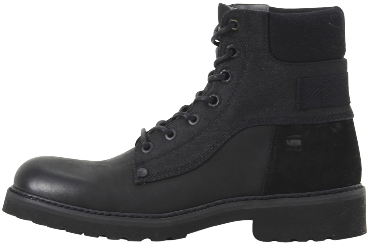 G-Star Raw Men/'s Carbur Boots Shoes