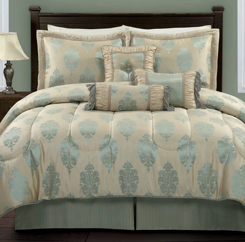California king bedspreads bring comfort in with Cal king bedroom sets