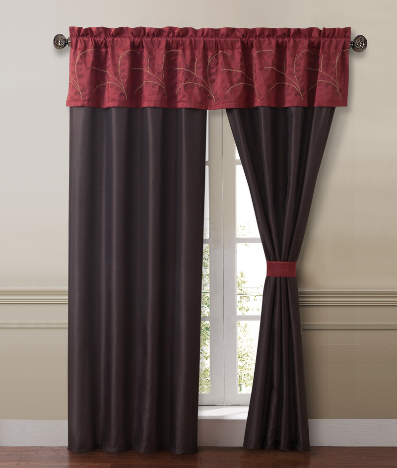 Burgundy And Gold Curtains Pictures To Pin On Pinterest Pinsdaddy